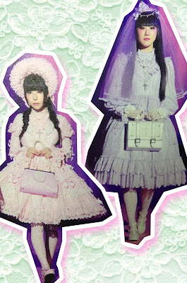 kawaii cute lolita fashion mintyfrills dress
