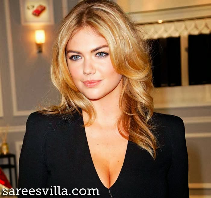 American model and actress Kate Upton