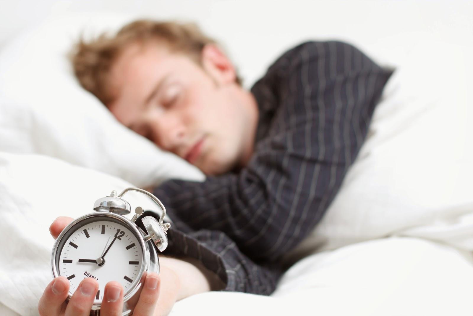 Akibat Sering Tidur Terlalu Lama