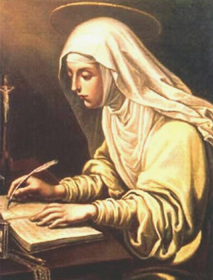 Resultado de imagem para santa catarina de sena