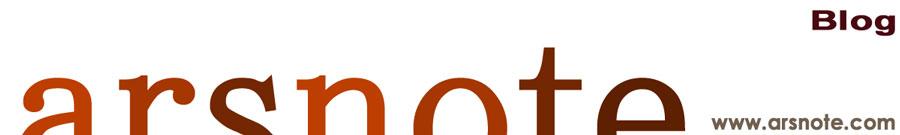 Arsnote Blog