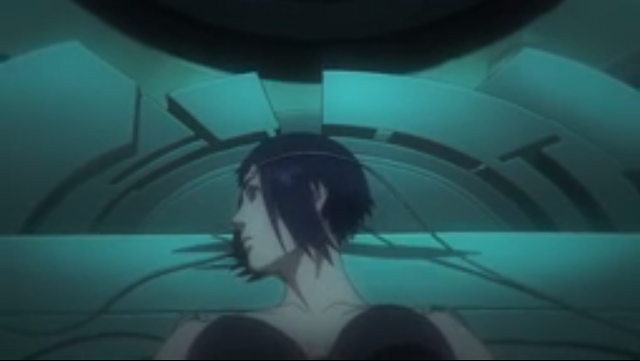 Promocion &quot;DECODE 501FILE&quot; para el anime Ghost in the Shell Arise