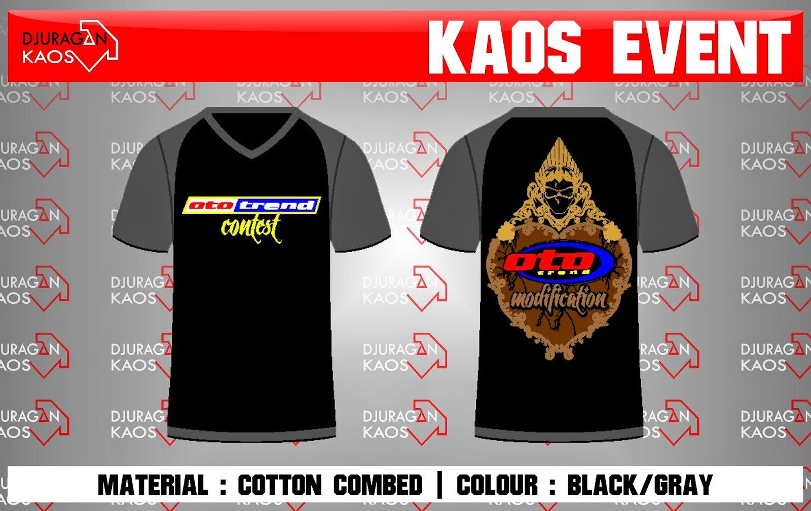 Kaos Event Oto Contest