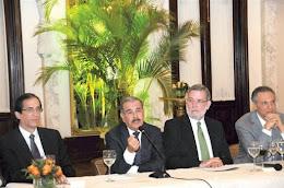 Danilo: me prepararon encerrona sobre caso Haití durante Cumbre