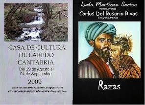 EXPOSCION EN LAREDO CANTABRIA ESPAÑA 2009