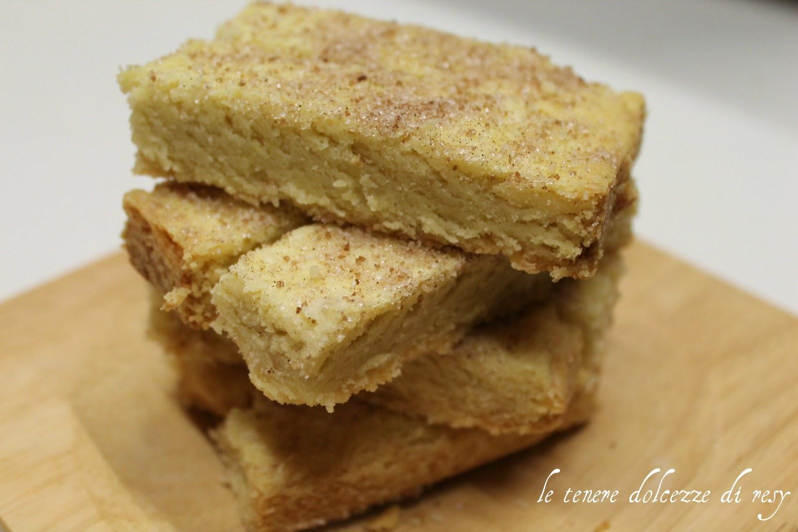 le tenere dolcezze di resy: Gli Scottish shortbread cookies
