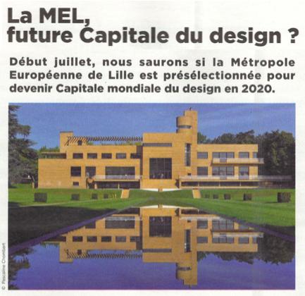 Capitale du design ?