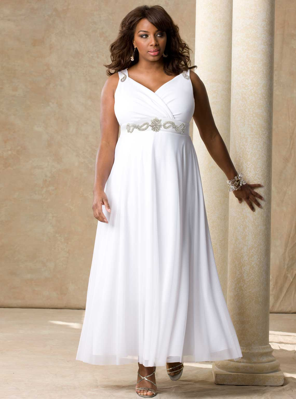 forms of plus size attire