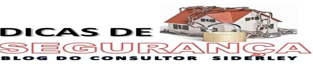 CONSULTOR SEGURANÇA SIDERLEY ANDRADE