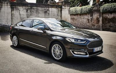 Το νέο Ford Mondeo Vignale