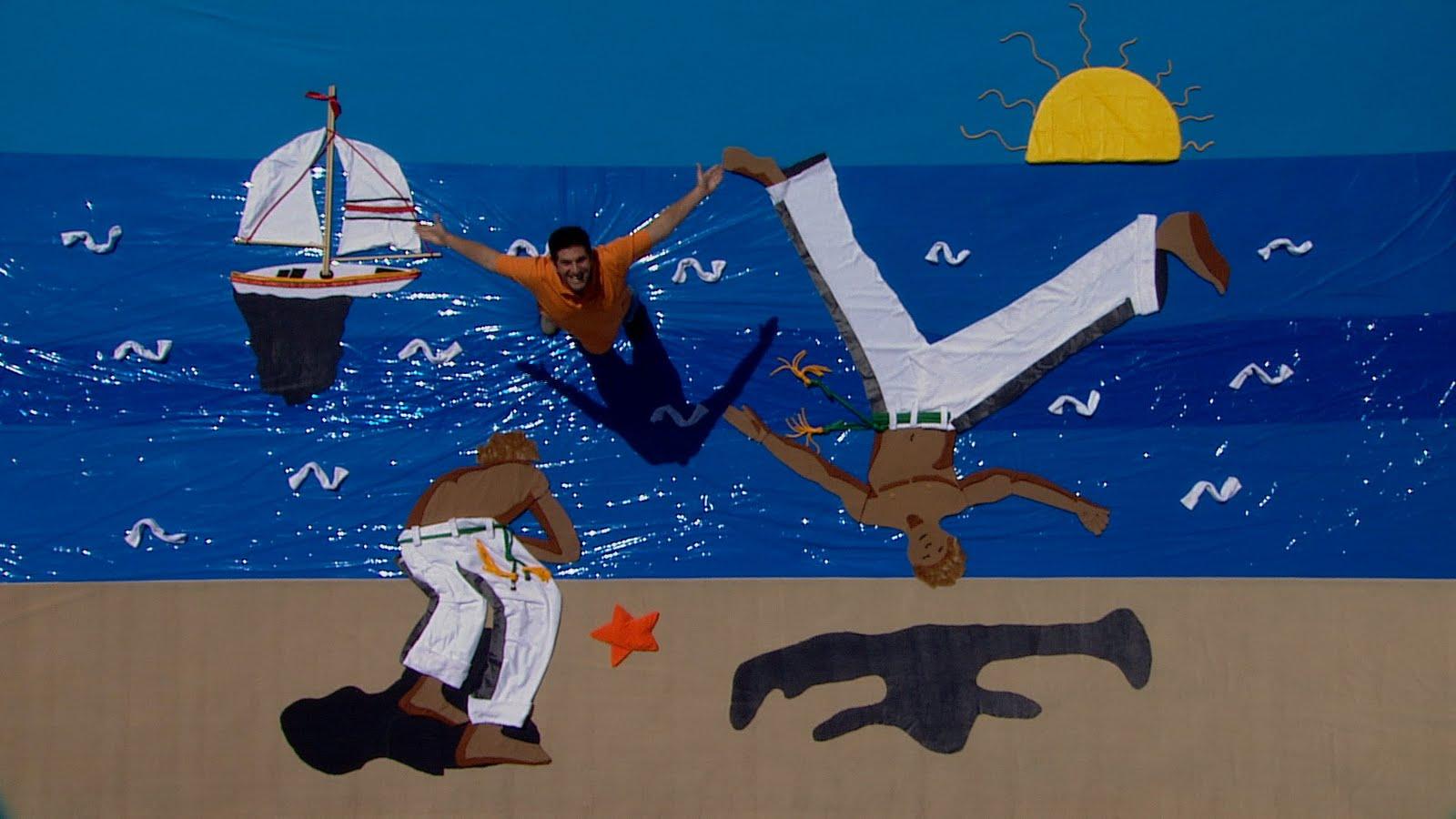 Ilustrador alexiev gandman art attack en disney junior - Manualidades art attack ...