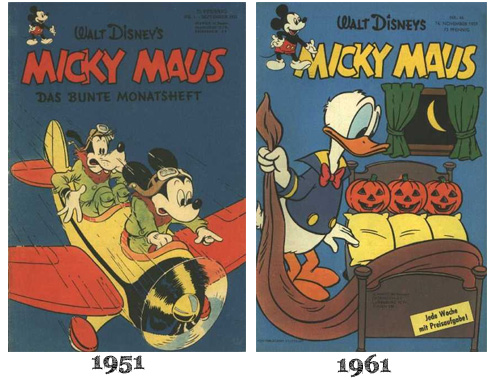 60 Jahre Micky Maus