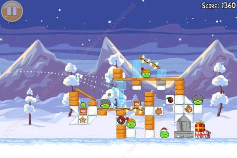 Angry Birds Seasons v3.2.0 MacOSX Retail - CORE