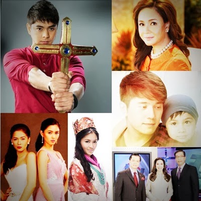 ABS-CBN Sweeps Top 15 Programs Nationwide from January to December 2013