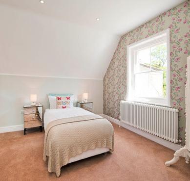 Decorar habitaciones pintar paredes dormitorios - Pintar pared dormitorio ...