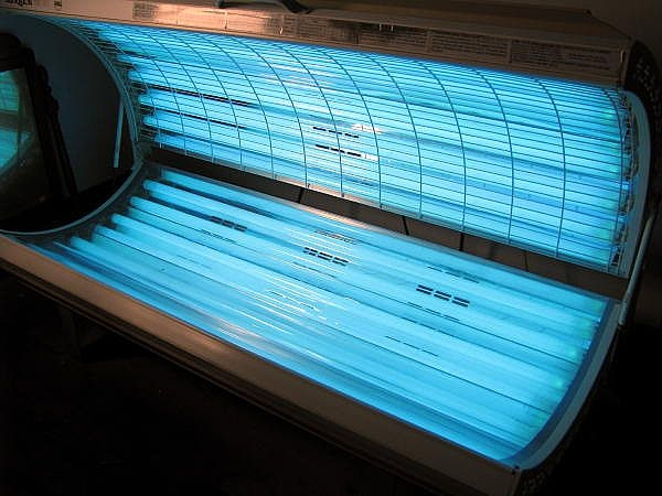 Safe Tanning Beds With Electronic Ballasts