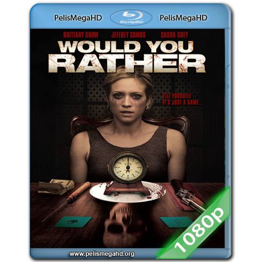 WOULD YOU RATHER (2012) 1080P HD MKV ESPAÑOL LATINO
