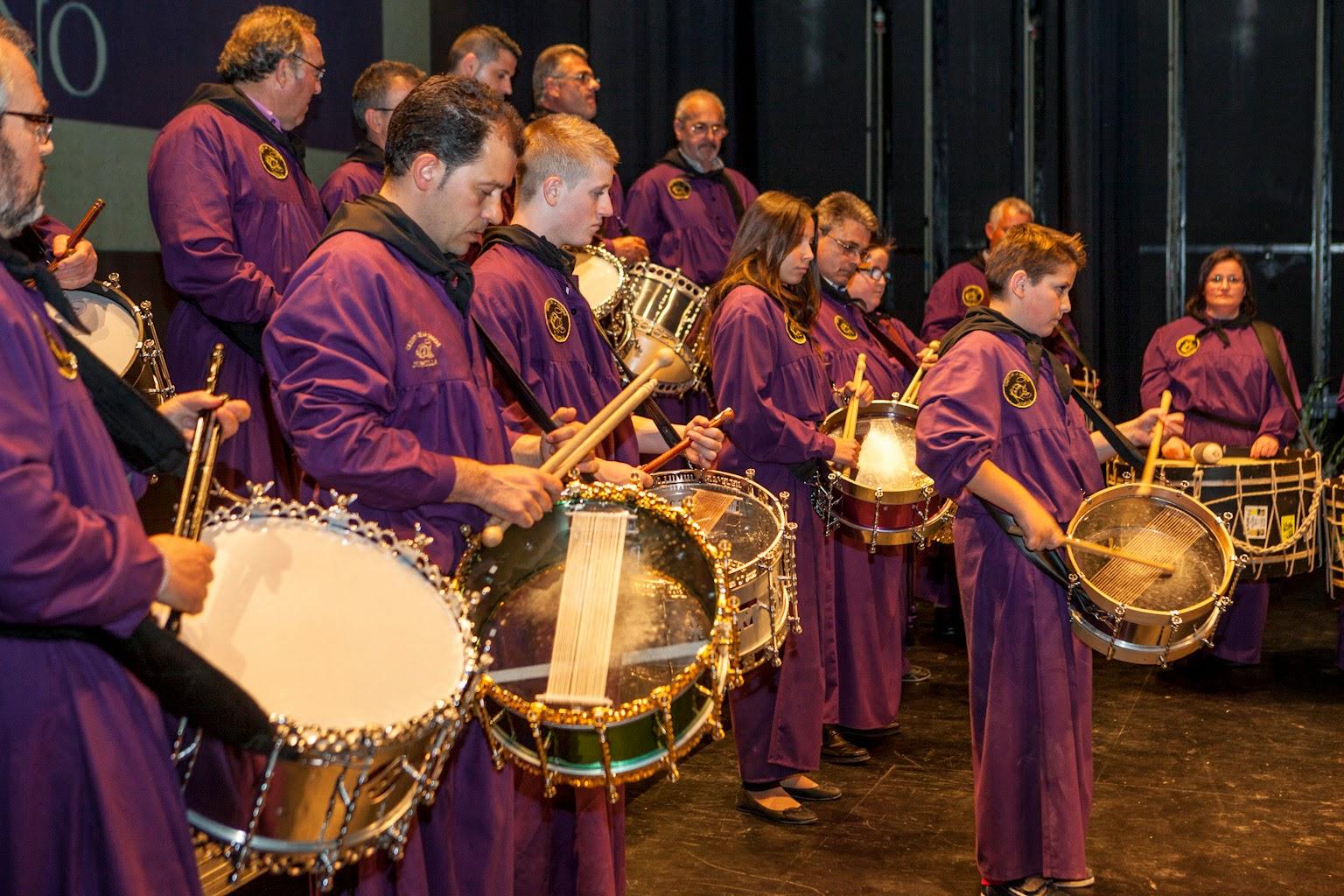 Tambores, Jumilla, Semana Santa