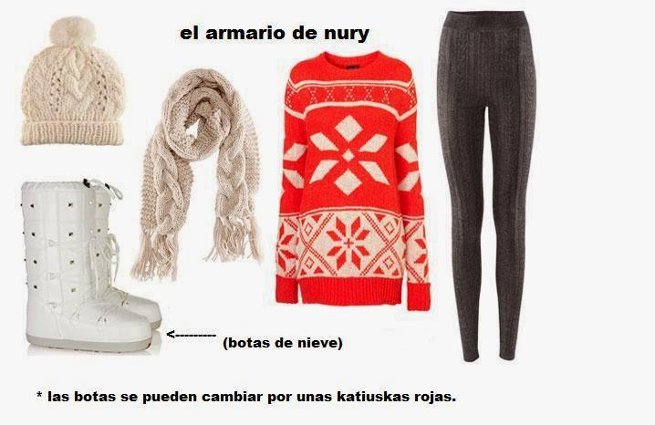 Armario Odontologico Odontoplay ~ EL ARMARIO DE NURY outfit para d u00eca de frio y nieve