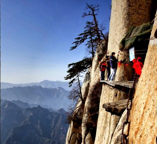 Best Places Hike World: The Flying Tortoise: China's Mount Haushan Is One Of The