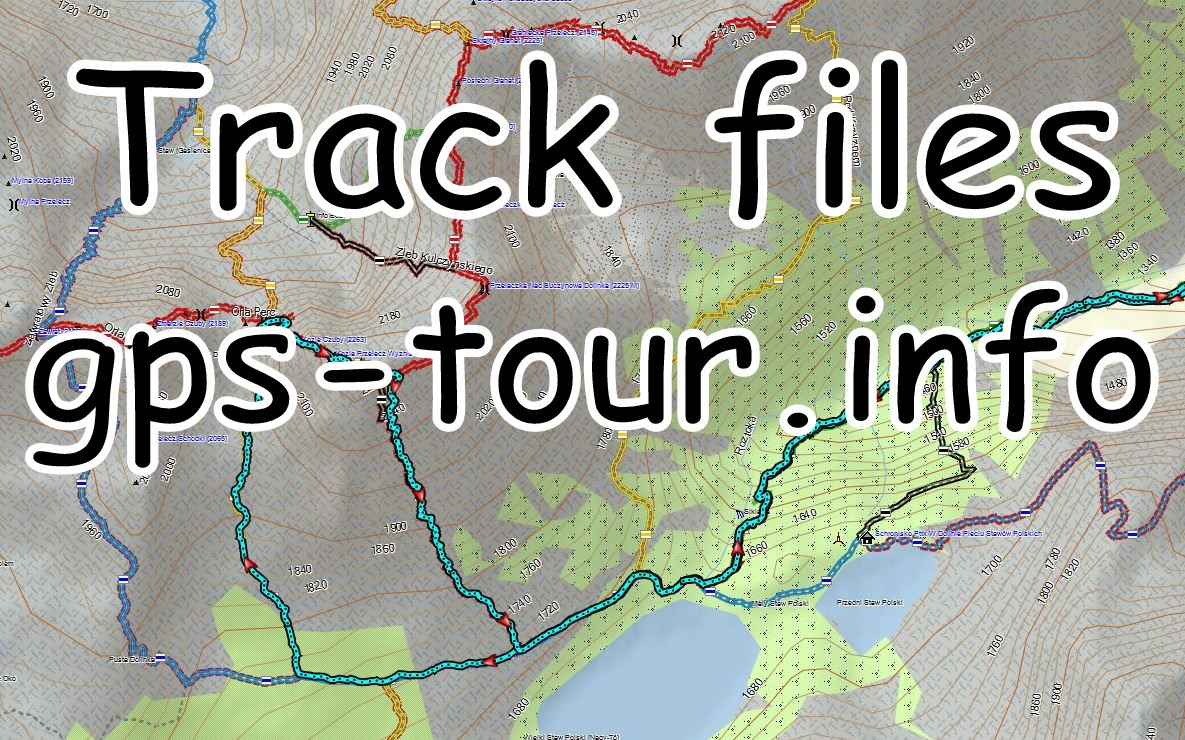 GPS Track files
