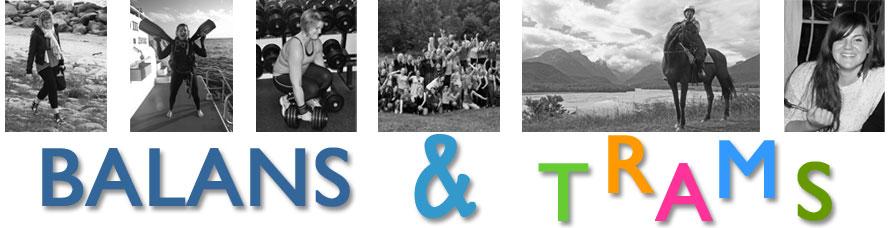 Balans och Trams