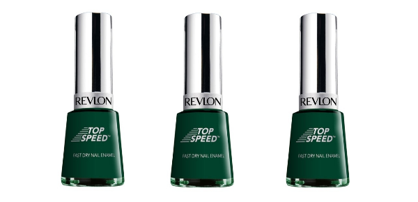 Esmalte Top Speed Emerald, Revlon