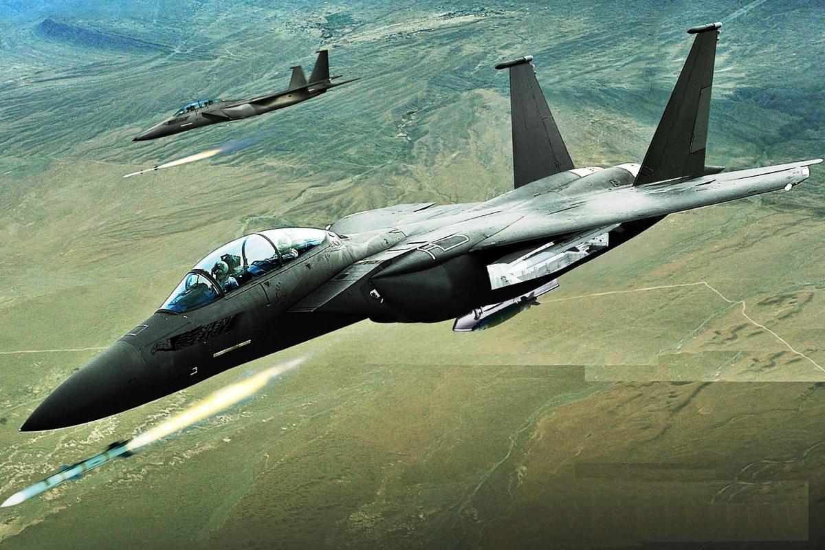 F-15SE Silent Eagle (Foto 4)