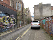 Moon Street: secret parking near Cabot Circus and Primark