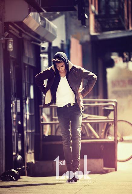 Big Bang T.O.P Calvin Klein 1st Look 4