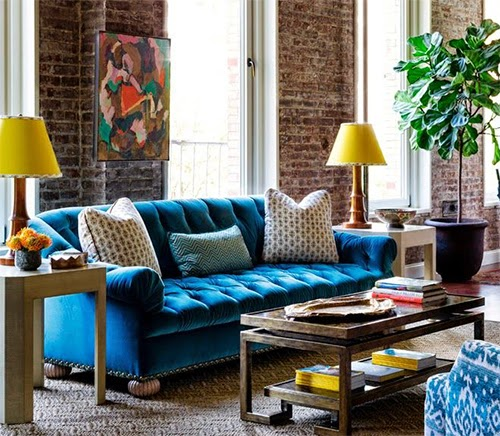 Top 10 Colorful Sofa Designs
