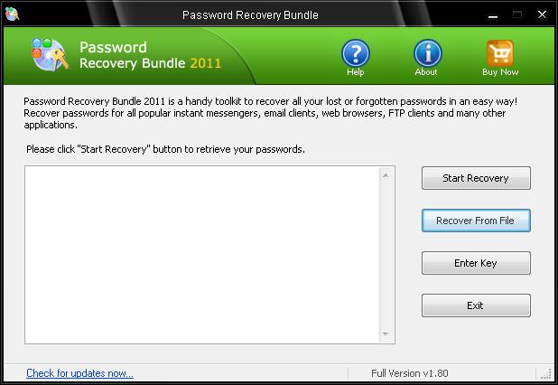 Password Recovery Bundle 2016 Enterprise Edition 4.2