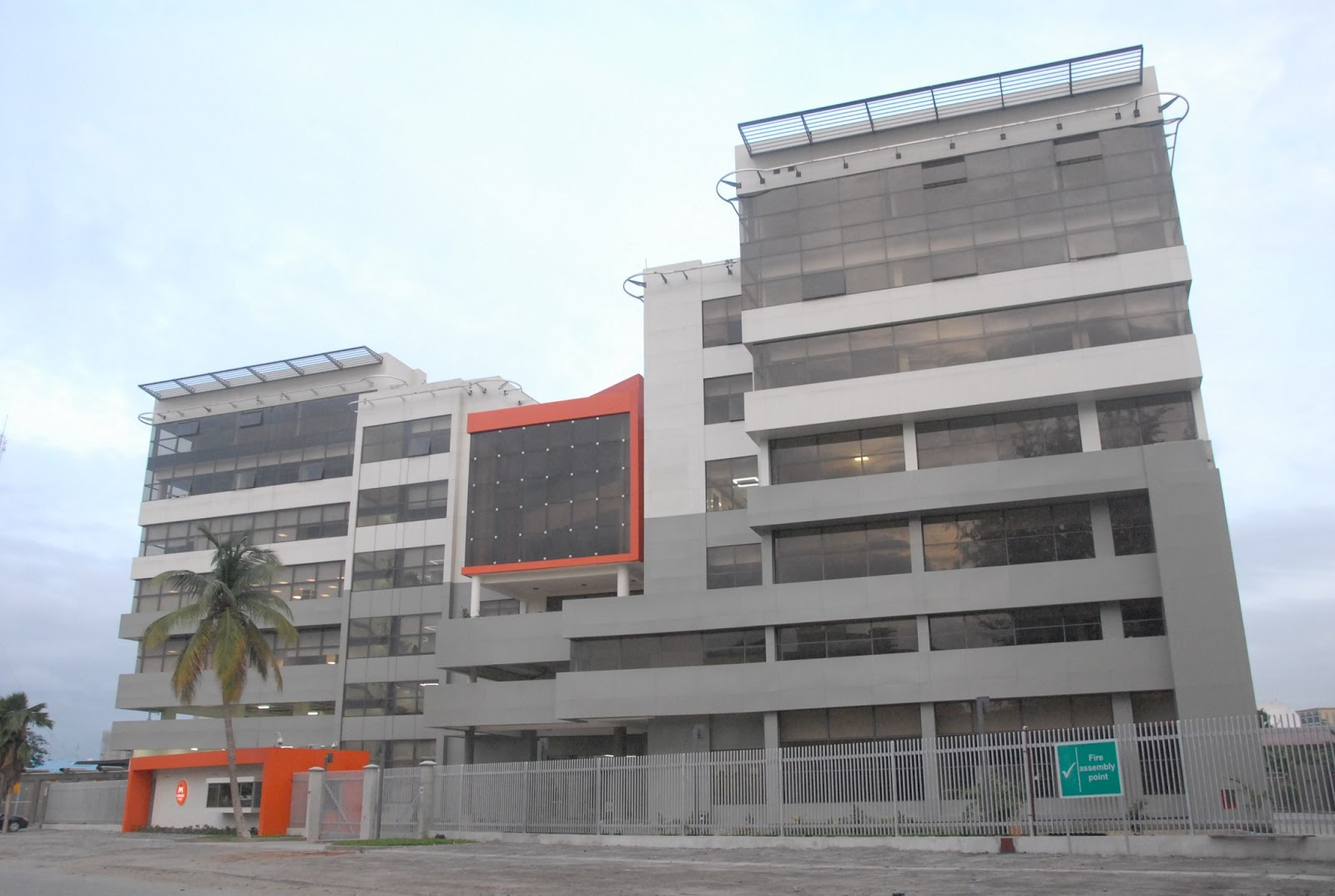 Mansard Insurance Commissioned N5bn Office Complex