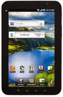 Samsung Galaxy Tab P1000 Android