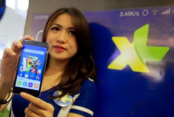 Paket bundling Xiaomi redmi 2 XL 4G, XL 4G bundling Xiaomi Redmi 2, Harga Xiaomi Redmi 2 bundling XL 4G