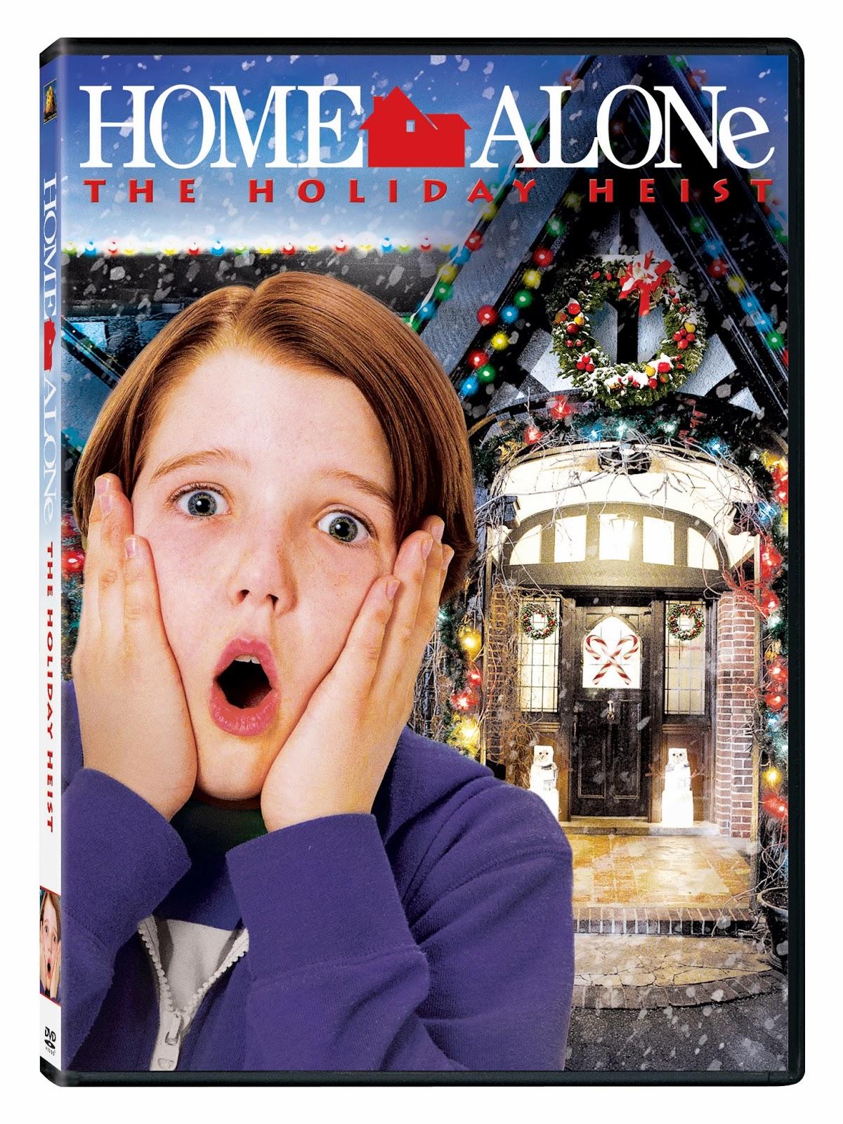 ? Nh� M?t M�nh 5 : V? Tr?m ?�m Gi�ng Sinh - Home Alone: The Holiday Heist