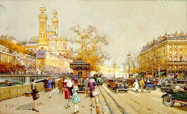 L'ancien Trocadéro