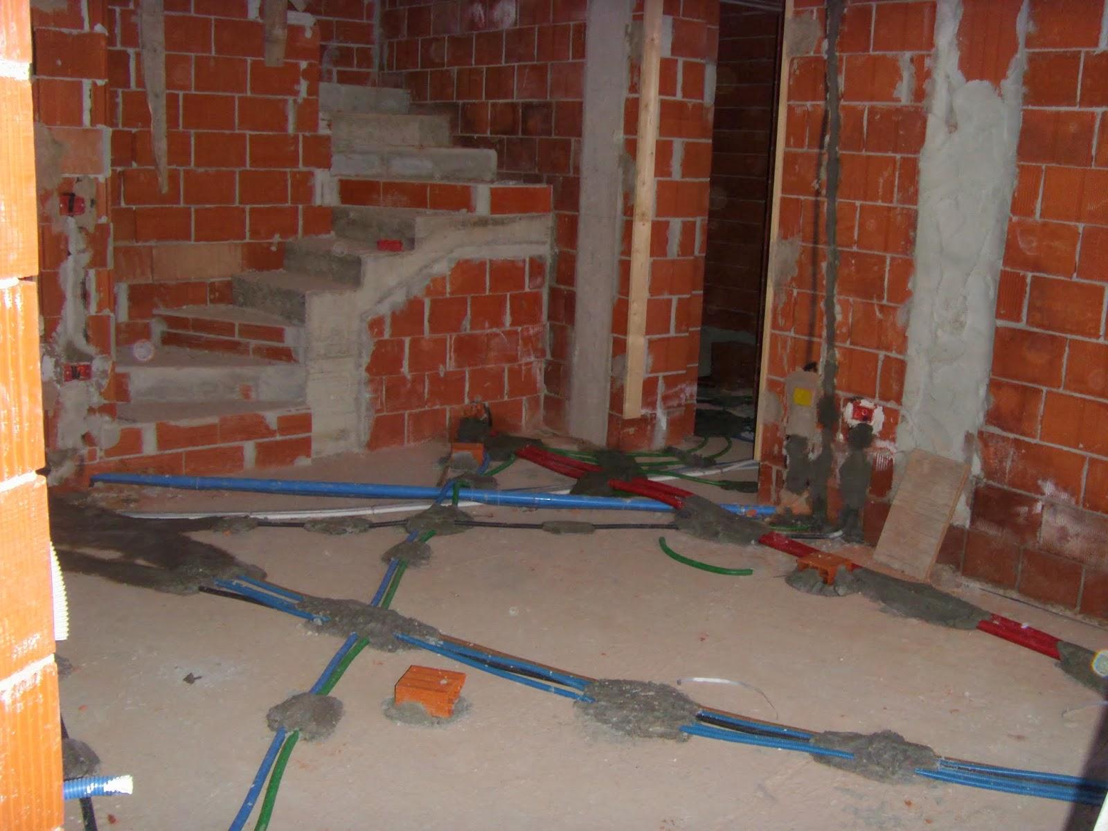 Il costruttore edile finitura degli immobili ed impianti - Come fare l impianto idraulico del bagno ...