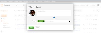 Bagikan Postingan / Artikel Otomatis ke Google Plus