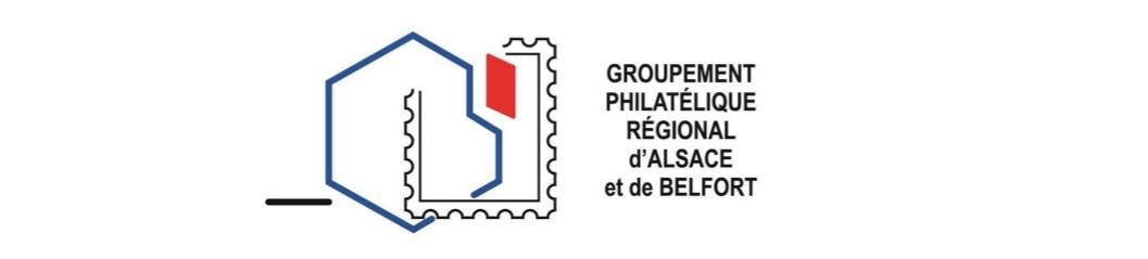 GROUPEMENT PHILATÉLIQUE RÉGIONAL D'ALSACE ET DU TERRITOIRE DE BELFORT (GPRAB)