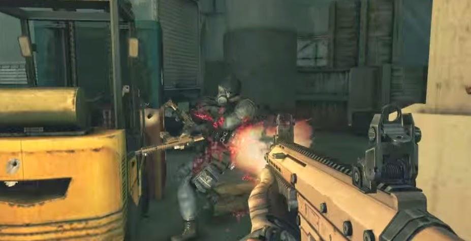 Modern Combat 5: Black Out Çıkış Videosu