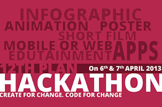 Planning Commission, NIC Organize First Ever Hackathon From April 6–7