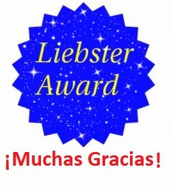 Nominado a 6 Liebster Award