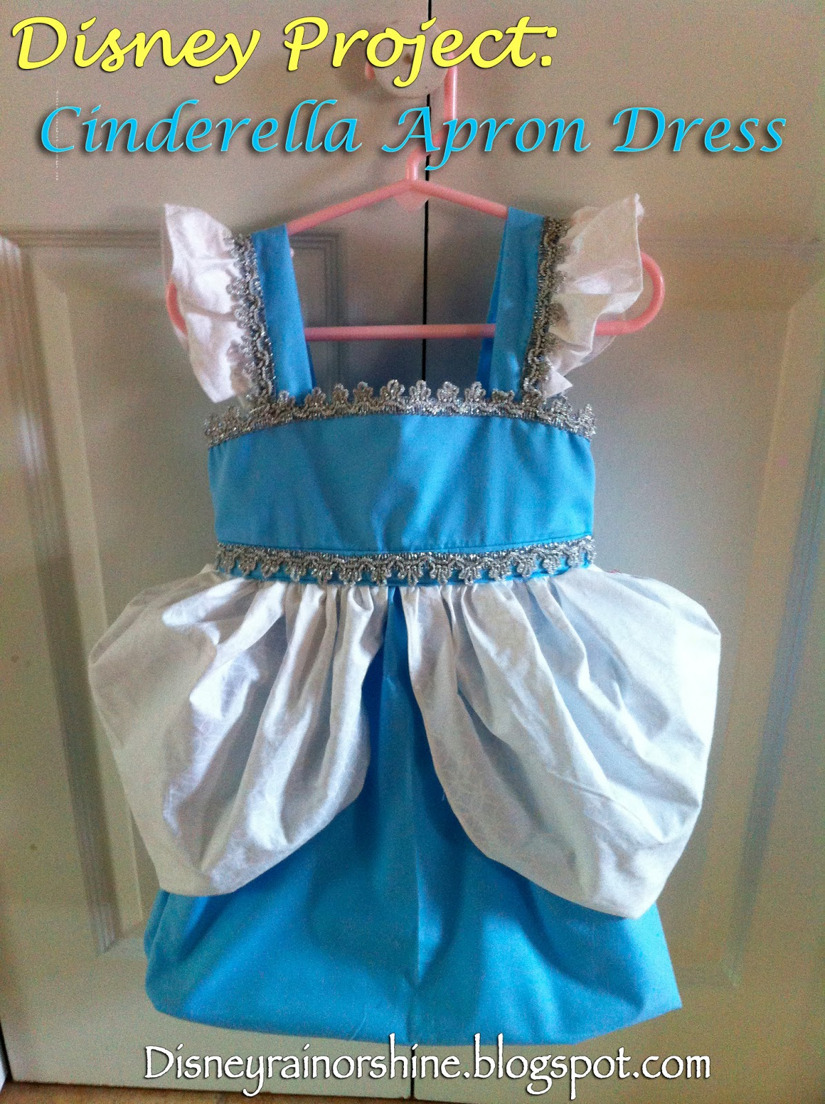 White apron hobby lobby - Dress Cinderella Apron Dress Sewing Pattern Mccall 6619 Fabric Used Hobby Lobby And Joann