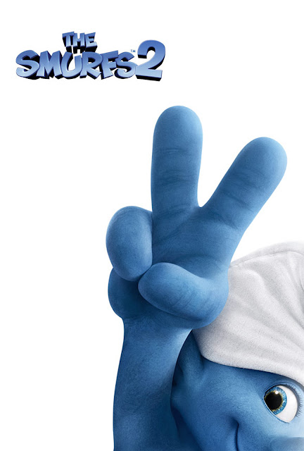 The Smurfs 2 2013 Movie Poster in HD