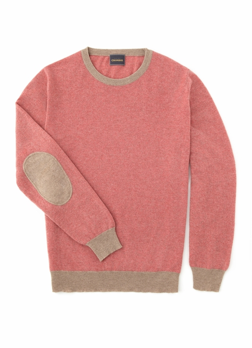 Crombie pink jumper