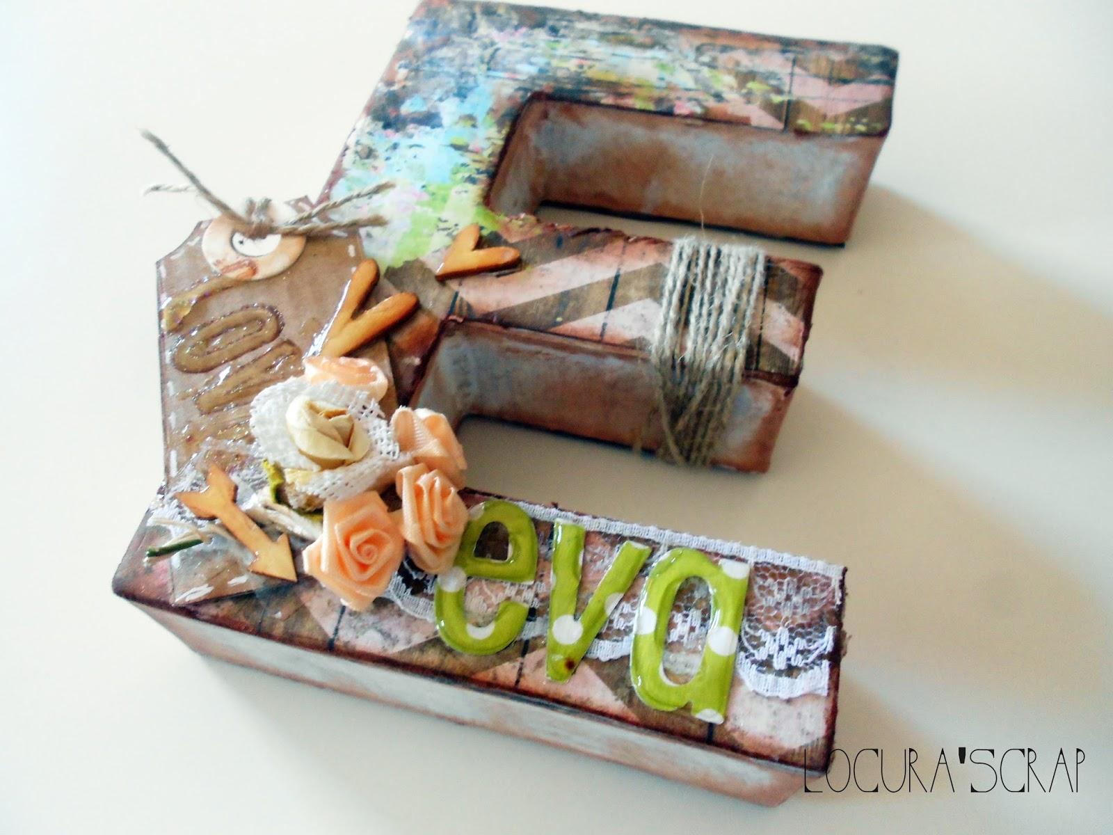 Mi letra de cart n decorada paperblog for Decorar casas online 3d