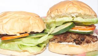 Resep Sehat Veggie Burger