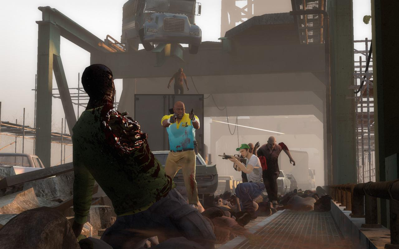 Left 4 Dead 1 PC Game Screenshots