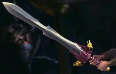 La Espada Real del Dragón